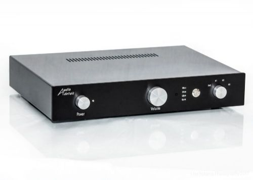 Audio Detail Chela-04 Valve Pre-amp with Dac